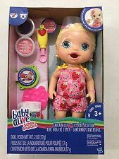 Hasbro baby a LiVe SUPER SNACKS