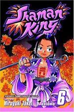 Shaman King, Vol. 6: Road Trip to Izumo