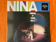 NINA SIMONE - Simone at Town Hall --- Vinyl LP Record Album New & Sealed