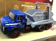 Classic Trucks From Brazil - Mercedes-Benz L2213 Dumpster truck