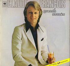 """CLAUDE FRANCOIS """"GRANDS SUCCES"""" 70'S LP CBS SDC 23 EDITION FRANCE LOISIRS"""