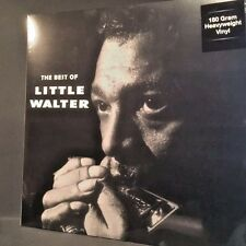 Little Walter - The Best of SEALED NEW LP import Pressing Muddy Waters, Willie D