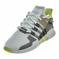new product 02571 639e6 adidas EQT Support ADV Womens Cq2255 Grey Frozen Yellow Running Shoes Size  8.5