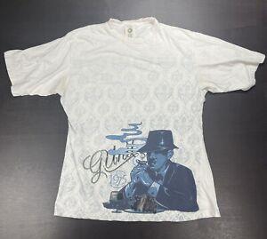 G-Unit Men's T Shirt Graphic Hip Hop Rap Legend Group Size XL
