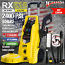 Wilks-USA Electric Pressure Washer - 2400 PSI / 165 BAR Jet Power Patio Cleaner