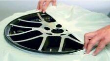 ALLOY WHEEL REPAIR MASKERS PAINT ABSORBENT SMART REPAIR WHEEL MASKING FILM X 4