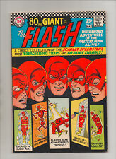 Flash #169 - 80 Page Giant - (Grade 7.5) 1967