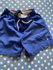 Boys Ralph Lauren Swim Shorts Age 8