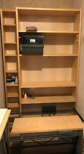 Bookcase  Billy Ikea Brand Birch