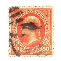 1894 US Stamp # 260 Used $160 H
