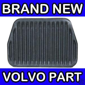 Volvo 850, S70, V70, C70 Brake Pedal Pad / Rubber (Automatic)