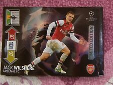 Adrenalyn Champions League 2012-13 Limited Edition Update Wilshere