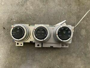 09-17 NISSAN 370Z A/C HEATER TEMPERATURE CLIMATE CONTROL 27500 1EA0A