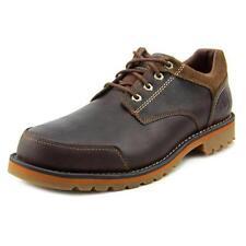 Scarpe classiche da uomo Timberland marrone 100% pelle