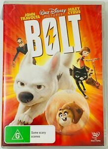 Bolt (DVD) Walt Disney Animation Movie Region 4 PAL Free Postage