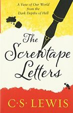 The Screwtape Letters: Letters from a Senior to a Junior Devil (Cs Lewis Signatu