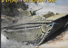 Italeri LVT-(A) 1 Alligator Amphibious Assault Tank 1/35th Scale Model