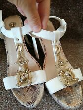 River island sandals size 6 used