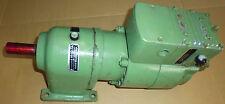 Getriebemotor 0,25KW 23 Umdrehung/min Bremsmagnet Handlüftung Gear Motor UNUSED