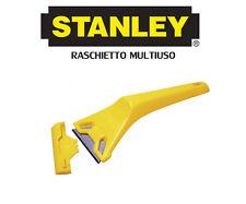 Raschietto Multiuso Stanley in plastica lama a trapezio 0-28-590 lama 0-11-911