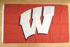 University of Wisconsin Badgers 3x5 ft Flag