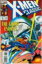 X-Men Classic # 86 (fotográficamente Uncanny X-Men 182) (Estados Unidos, 1993)
