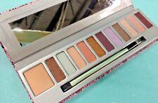 Mally CityChick LOVING LIFE 11pc Eyeshadow Palette Primer Brush Neutral + Color!