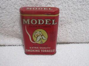 vintage Model pocket tobacco tin lot A