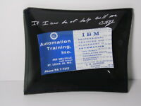 Vintage AUTOMATION TRAINING IBM Electronic Computer Advertising Ashtray Ash Tray