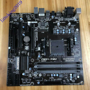 FOR GIGABYTE GA-F2A88XM-D3H FM2/FM2+ DDR3 Motherboard TESTED OK