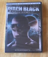 The Chronicles of Riddick Pitch Black with Vin Diesel - Dvd (New/Unopened)