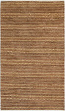 3X5 Hand-Knotted Gabbeh Carpet Traditional Brown Fine Wool Area Rug D36325
