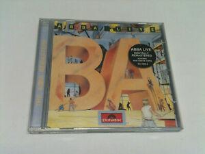 ABBA - LIVE - digitally remastered CD © 1986/97 #533 986-2