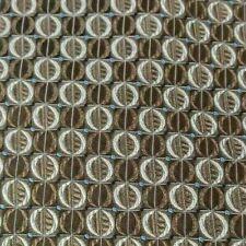 ERMENEGILDO ZEGNA Tie 100% Silk Brown/Blue/Beige/White Color L60 W3.7