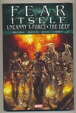 Fear Itself ~ Uncanny X-Force The Deep ~ Hardcover ~ New ~ Marvel 2012