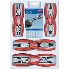 Knipex 8pc Internal & External Circlip Pliers Set 00 20 04 V01