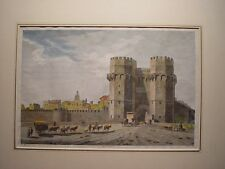 España. Valencia. «Torres de Quart» Alexandre Laborde (1810-11)