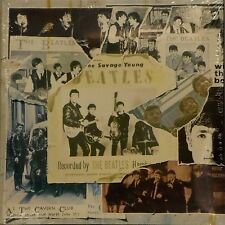 THE BEATLES 'ANTHOLOGY VOLUME 1' UK TRIPLE LP NEW SEALED