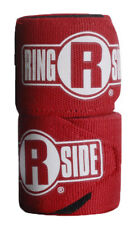 """Ringside Boxing Pro Mexican Handwraps - 200"""" - Red"""