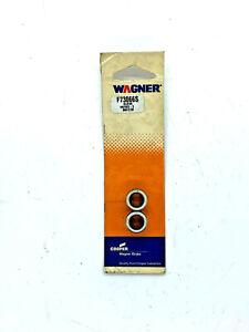 Wwagner H5103 Disc Brake Caliper Guide Pin Sleeve Stabilizer Bushing KitF73066S
