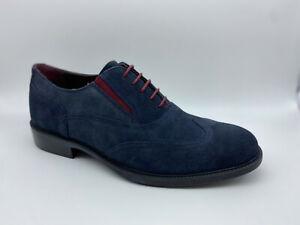 Chaussures à Lacets Élégant Geox U Carnaby H Bleu Liste Prix - 30%