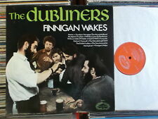 THE DUBLINERS  LP: FINNIGAN WAKES (UK;RE;Hallmark Records CHM 695)
