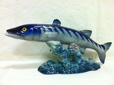 Vintage BESWICK Barracuda fish model #1235, mint condition, 50 years old, rare