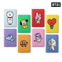BTS BT21 Official Authentic Goods monopoly Folding Card Case CHIMMY COOKY Etc