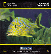 Caribbean Coral Reef:Vol 10-2007-National Geographic-Fish Coral Reef-DVD