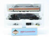 HO Scale Proto 2000 21607 EL Erie-Lackawanna E8/9A Diesel Loco #819 w/ DCC