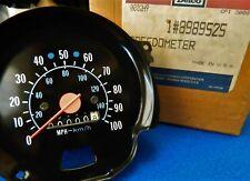 Nos GM Truck Speedometer Gauge Cluster Chevy GMC 76 77 78 79 80 81 Rare 100 MPH