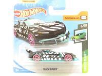 Hotwheels Track Ripper Speed Blur Black 37/250 Short Card 1 64 Scale Sealed New
