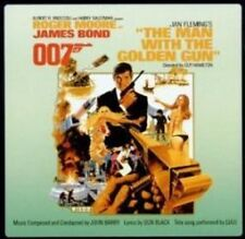 The Man With The Golden Gun - Original Soundtrack (NEW CD)