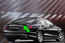 Mercedes C 215 CL coupe tuning carbon spoiler heckspoiler hecklippe hinten lippe